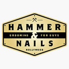 Hammer Nails Hollywood Logo