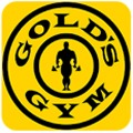 Gold's Gym App logo