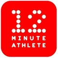 12 Minute Athlete HIIT Workout App logo