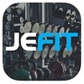 JEFIT Workout Tracker, Weight Lifting, Gym Log App logo