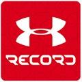 Under Armour Record App logo