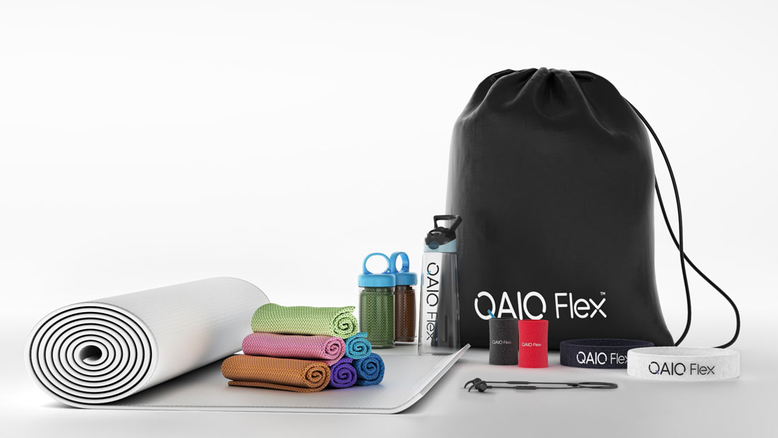 QAIO Flex Fitness Merchandise