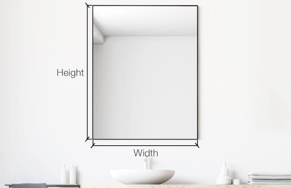 Custom Smart Mirror Vanity Mirror