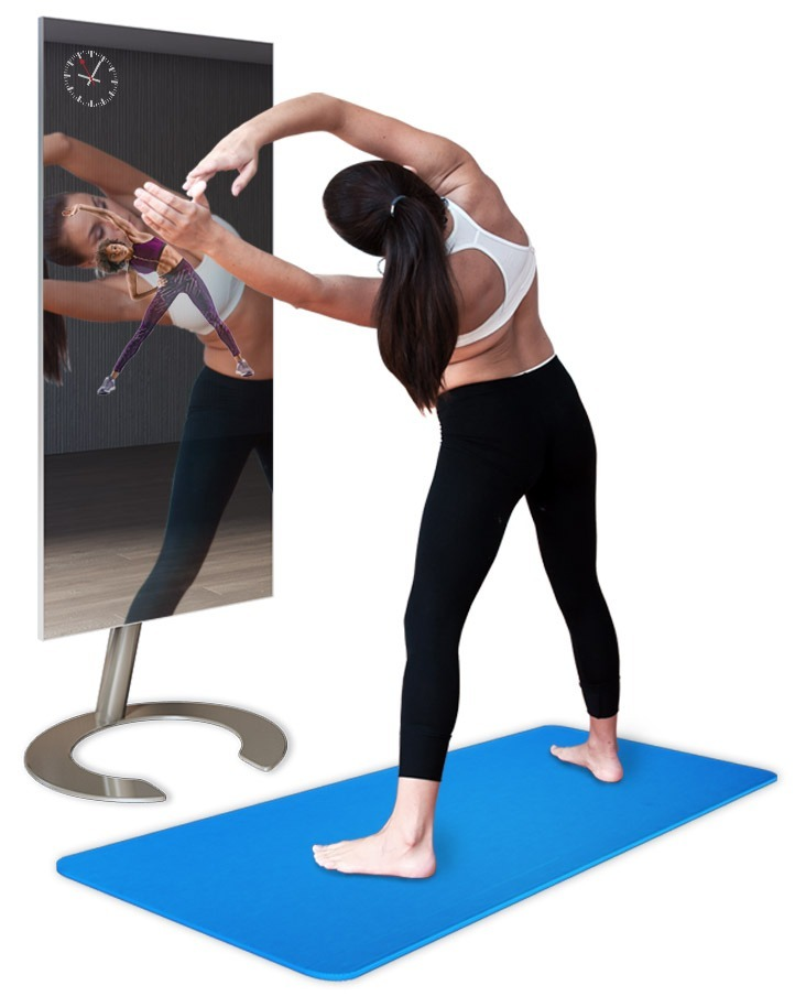 Subscription Free Fitness Mirror
